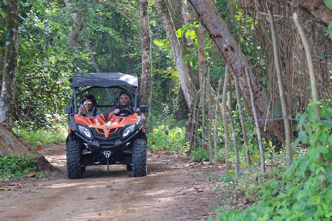 El Valle en buggy - Flora Tours