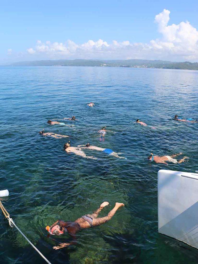 Catamaran Samana - Flora Tours