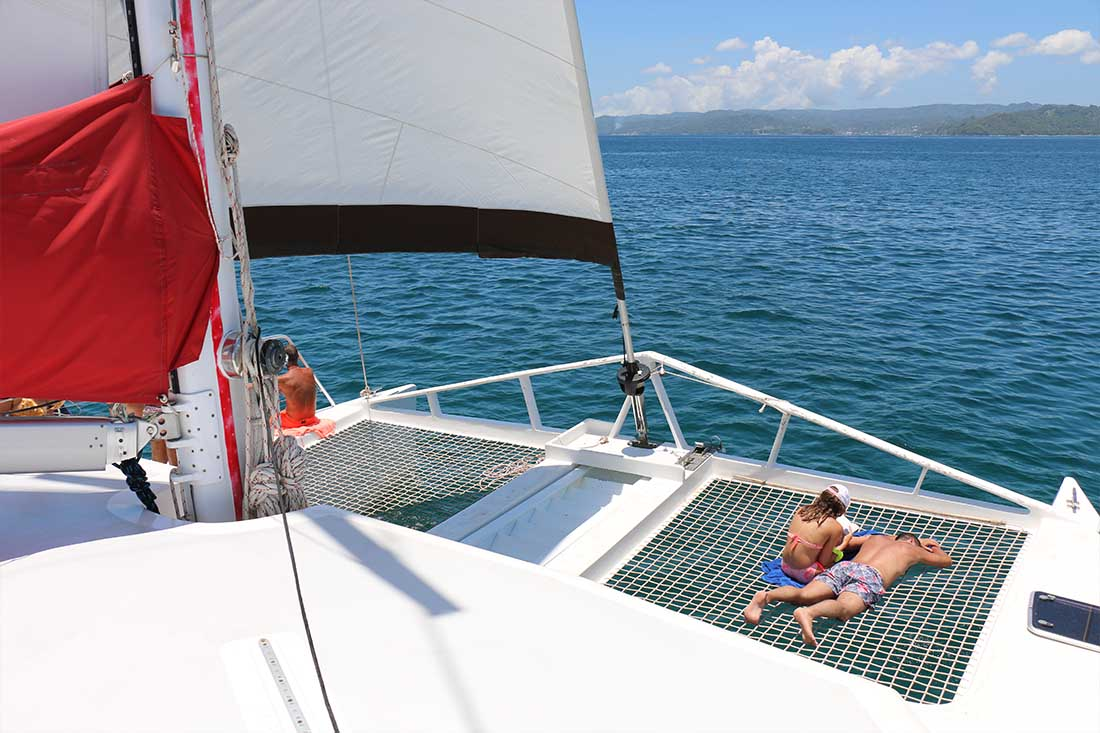 Location de catamaran - Samana