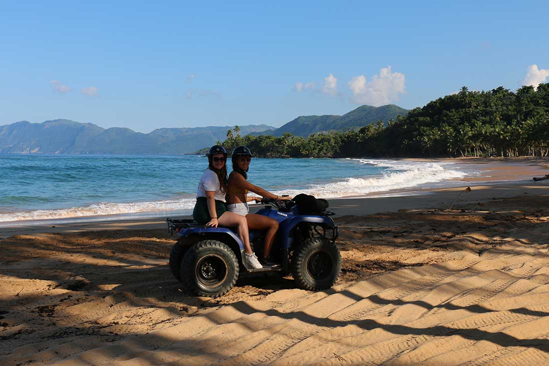 Quad Las Terrenas - Flora Tours