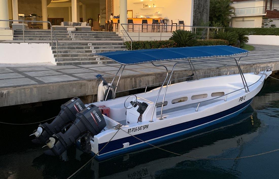 Location bateau Samana