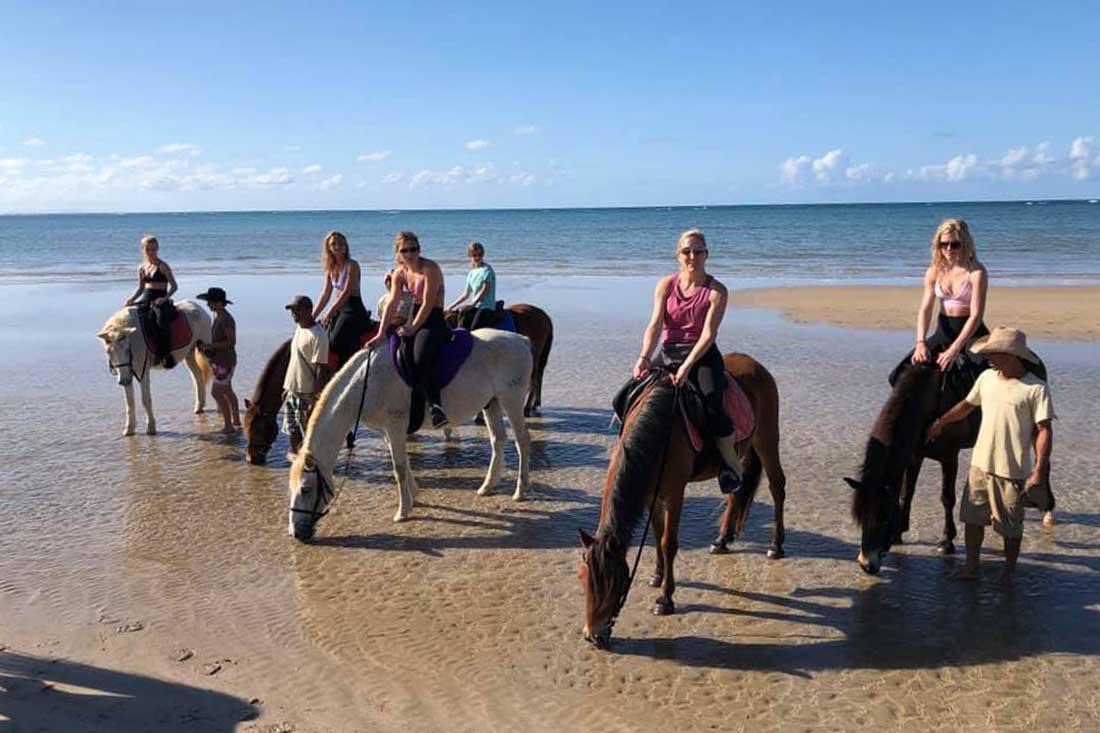 Rando cheval plage 2