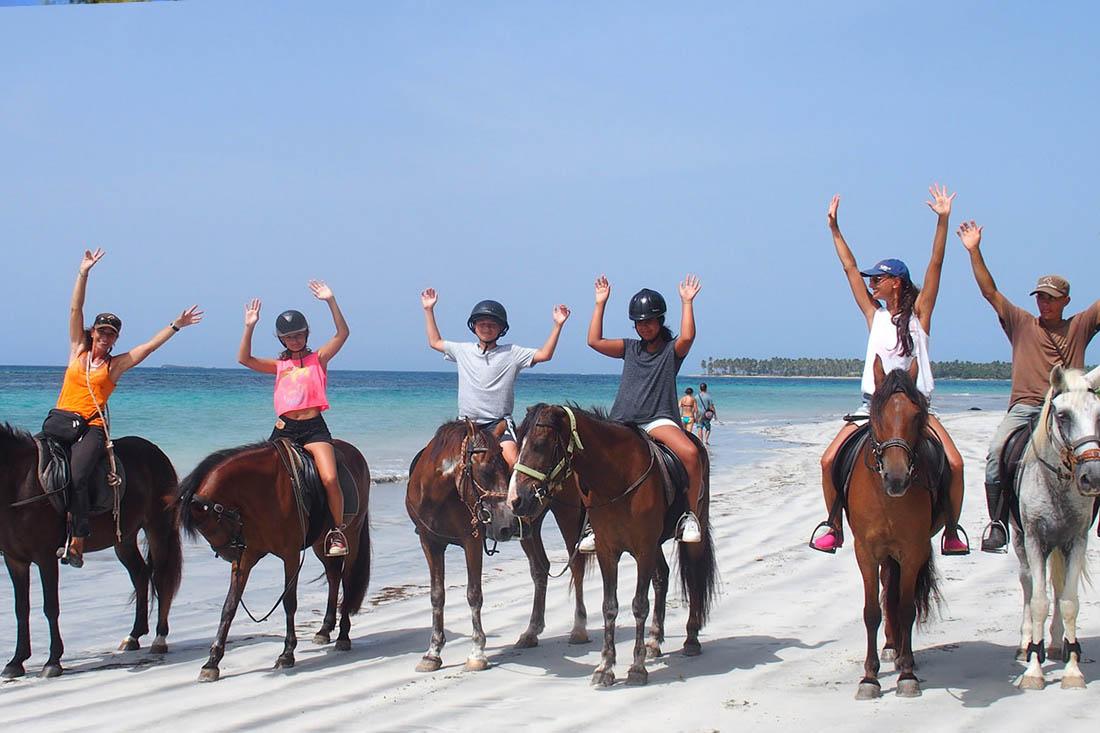 Rando cheval plage 6